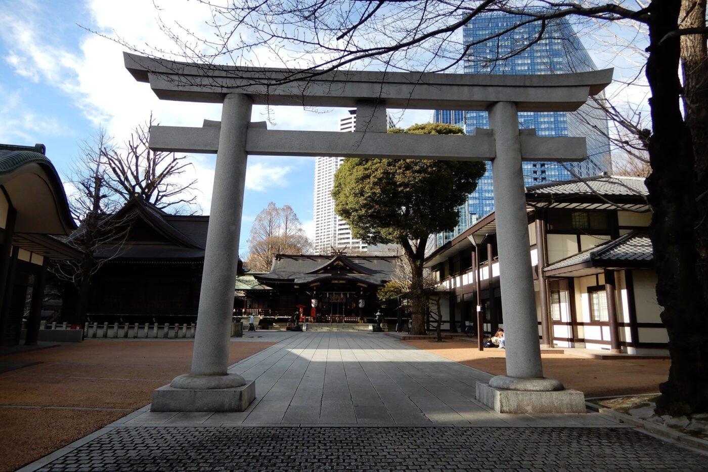 十二社熊野神社の写真