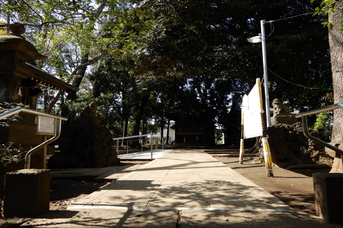 経堂天祖神社の写真