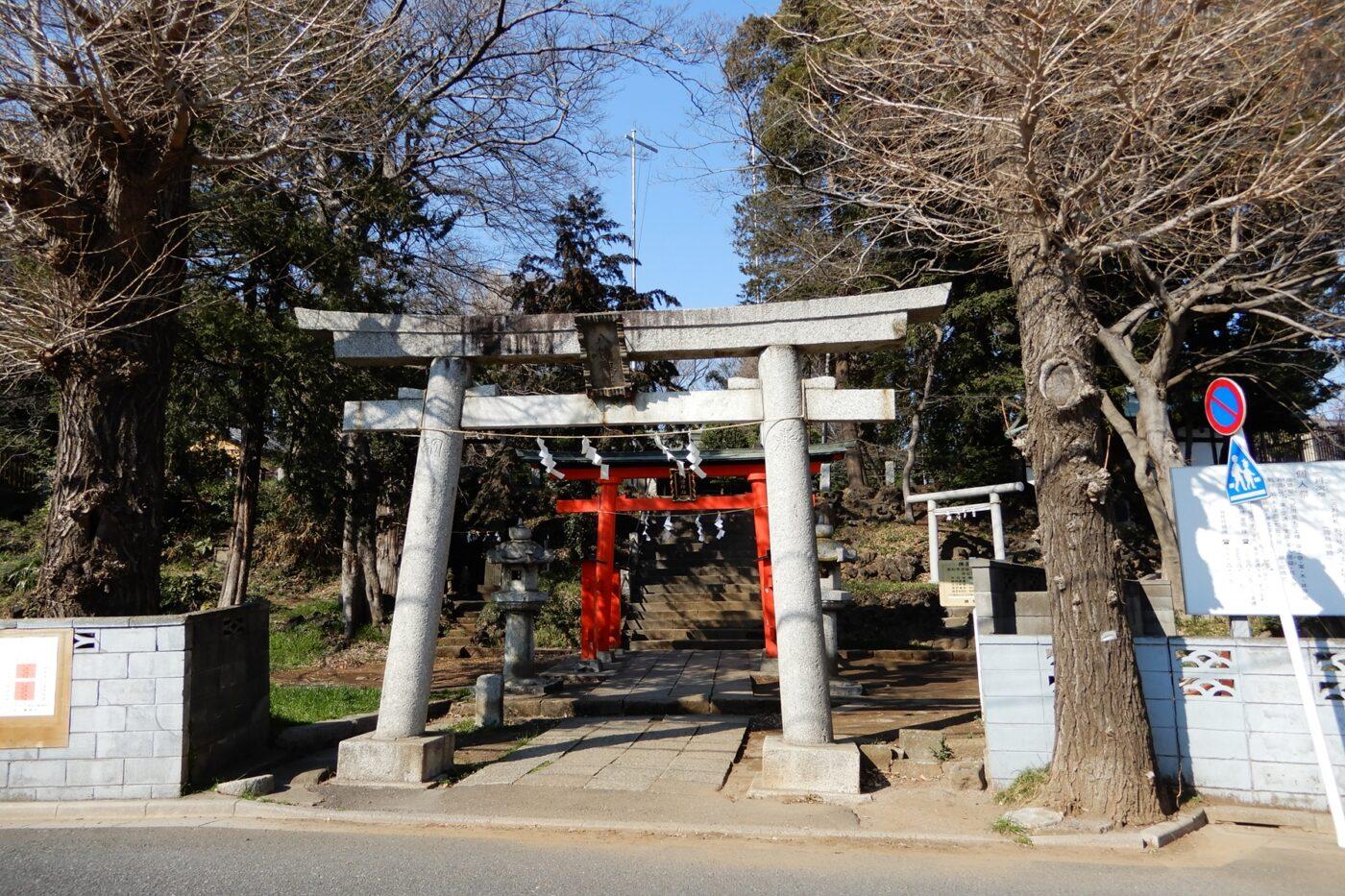 高松八幡神社の写真