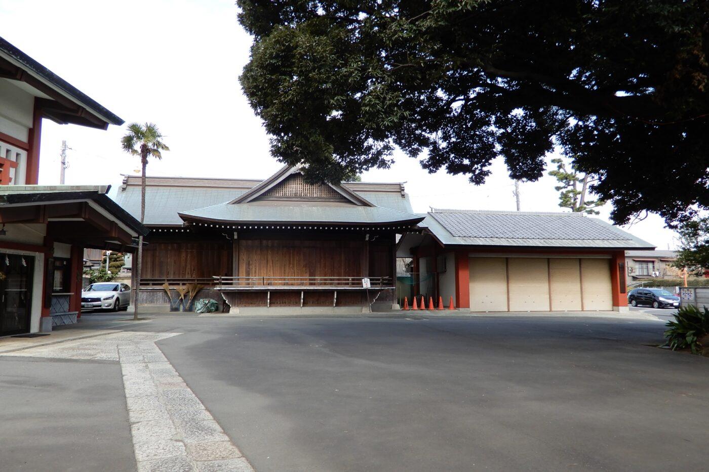 瀬田玉川神社の写真