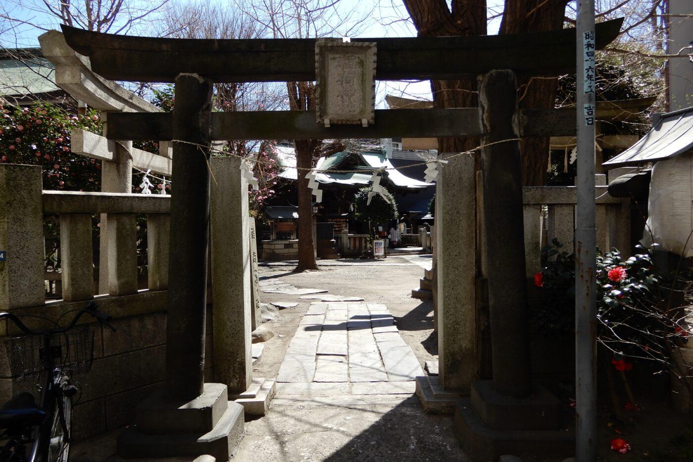 小野照崎神社の写真
