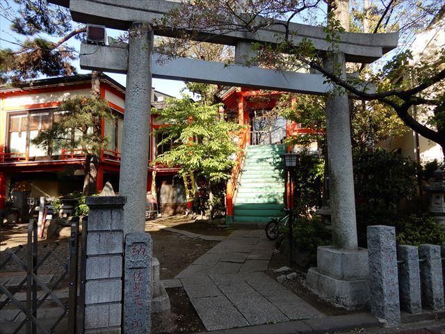 於玉稲荷神社の写真