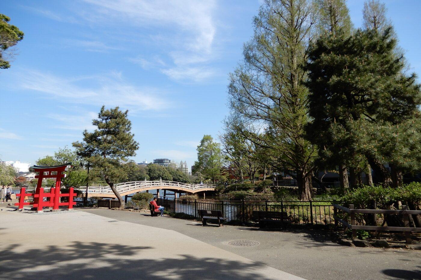 千束八幡神社(洗足池八幡宮)の写真