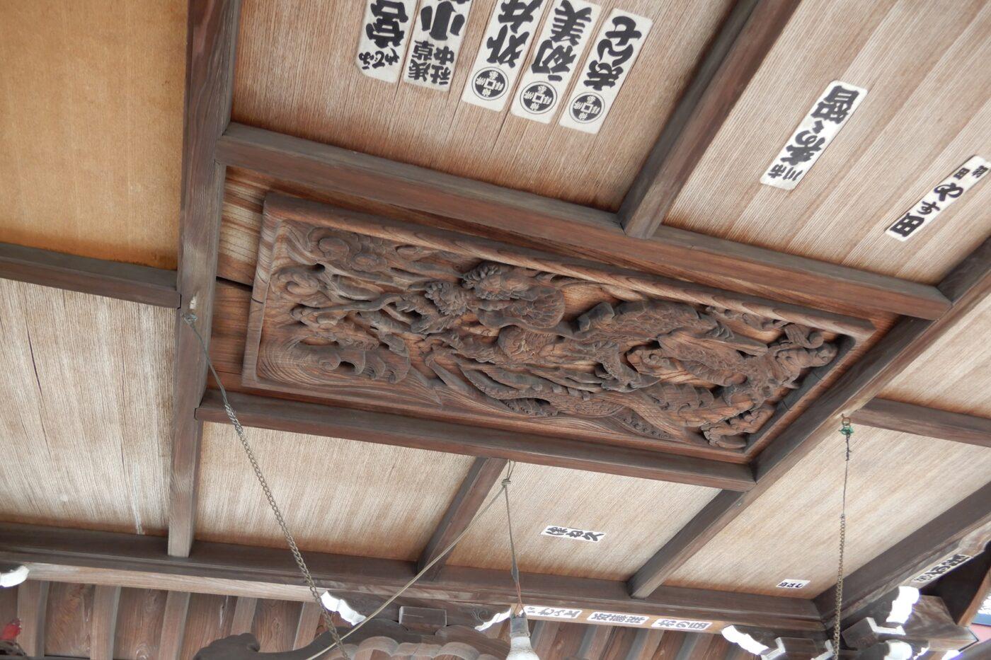 穴守稲荷神社の写真