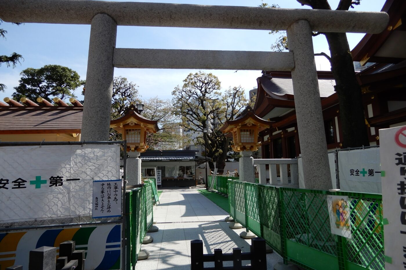 蒲田八幡神社の写真