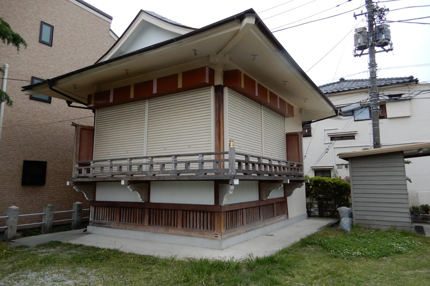 三輪里稲荷神社の写真