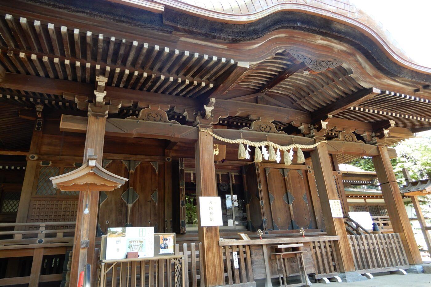 玉川神社の写真