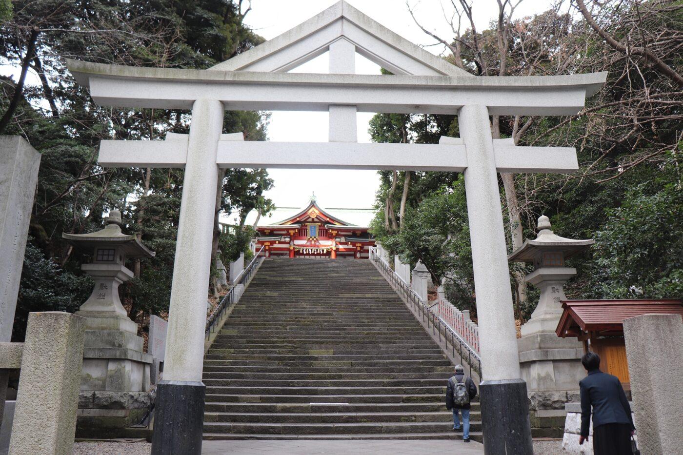 日枝神社の写真