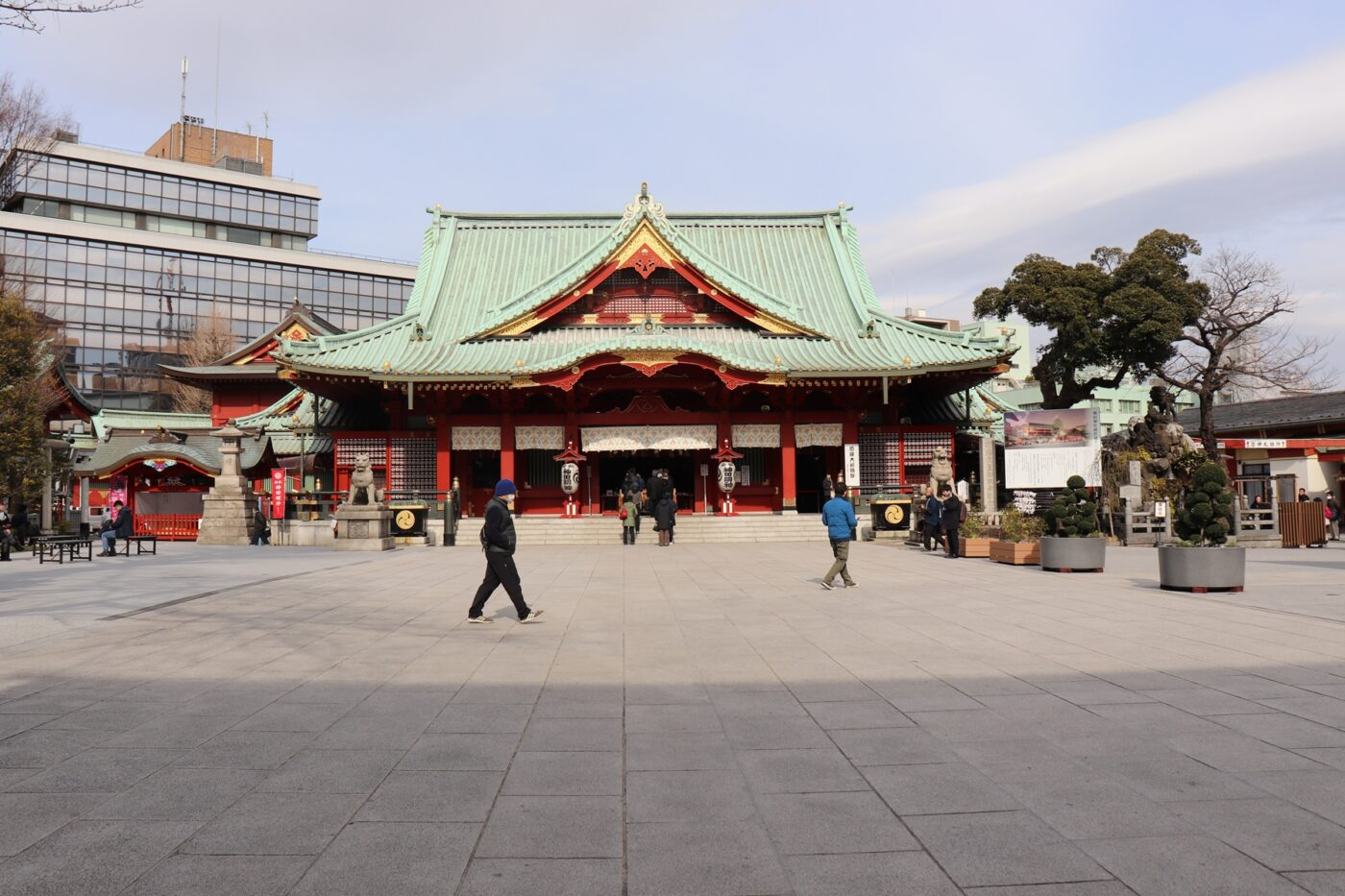 神田神社(神田明神)の写真