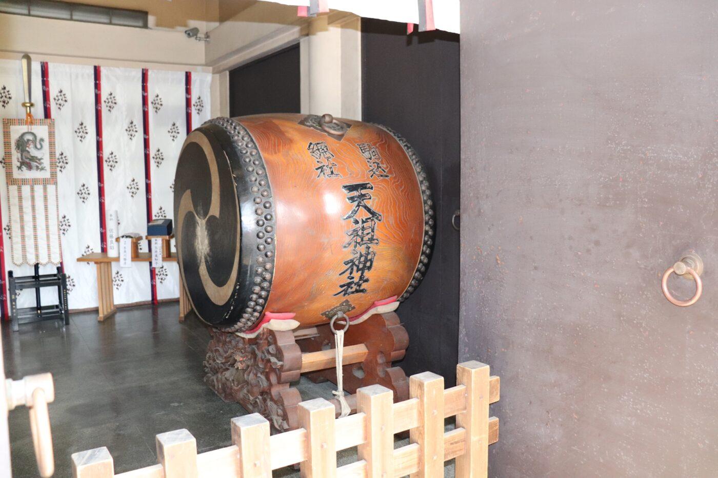 駒込天祖神社の写真