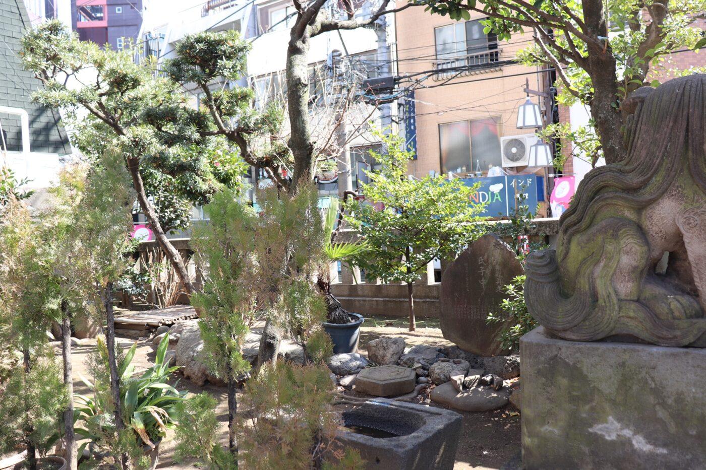 大塚天祖神社の写真