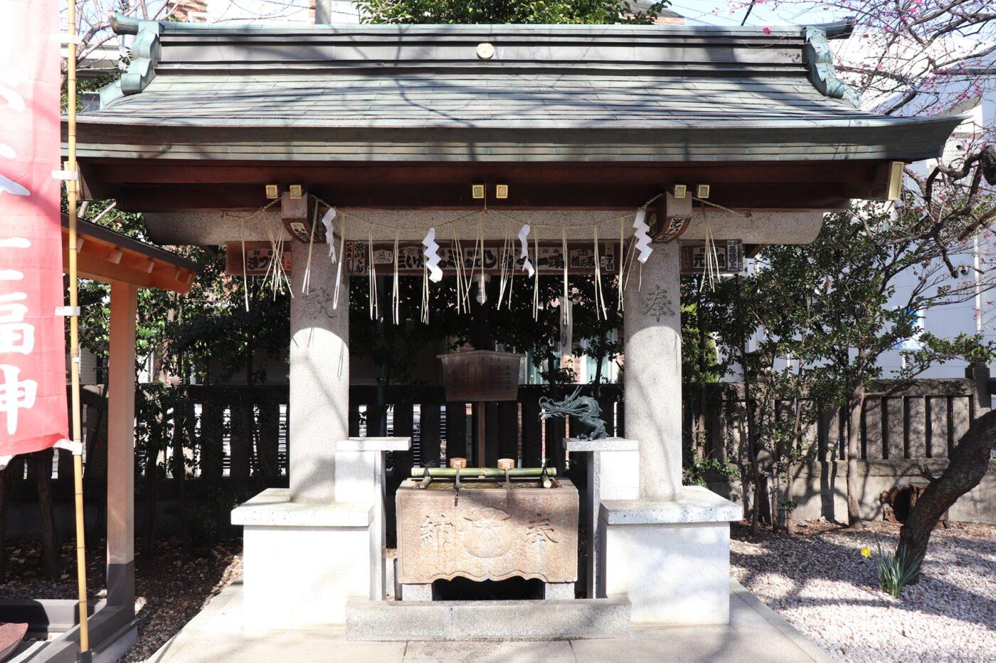 大鳥神社(雑司ヶ谷)の写真