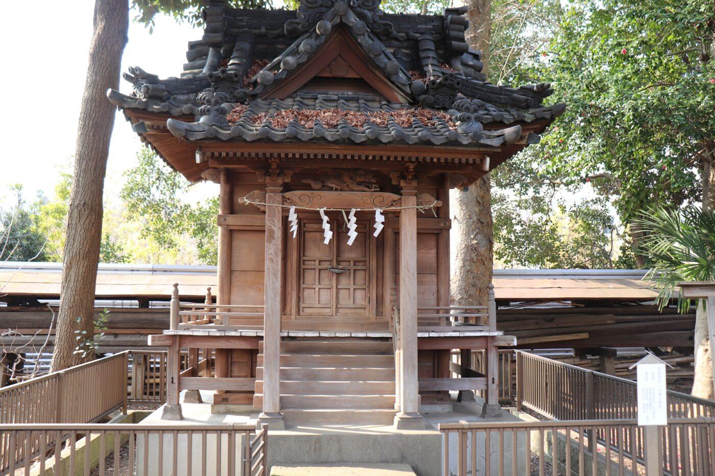 平塚神社の写真