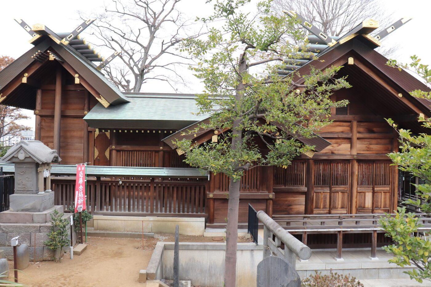 西台天祖神社の写真