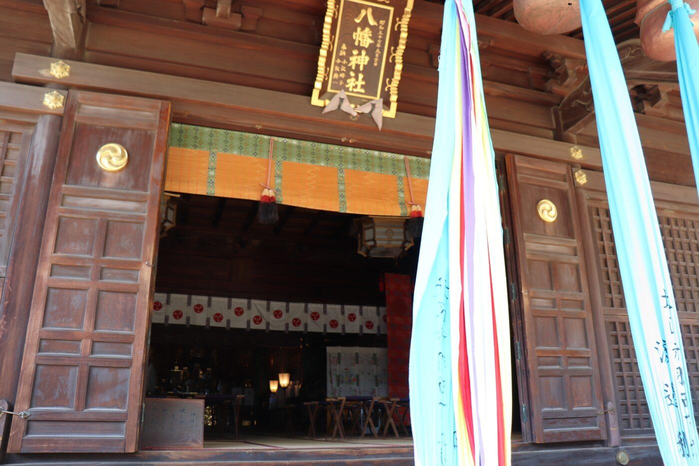 赤羽八幡神社の写真