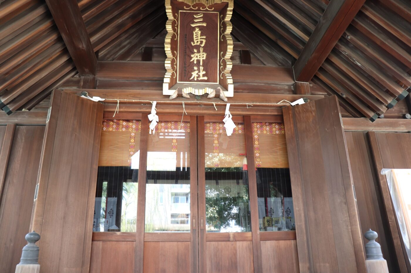 三島神社の写真