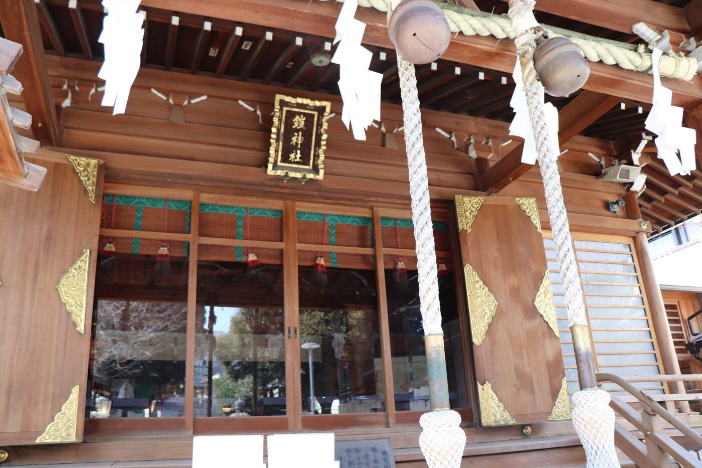 鎧神社の写真