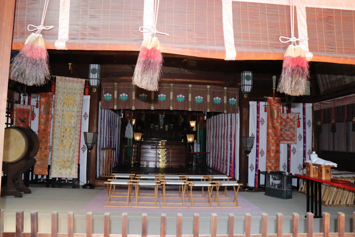 多田神社の写真