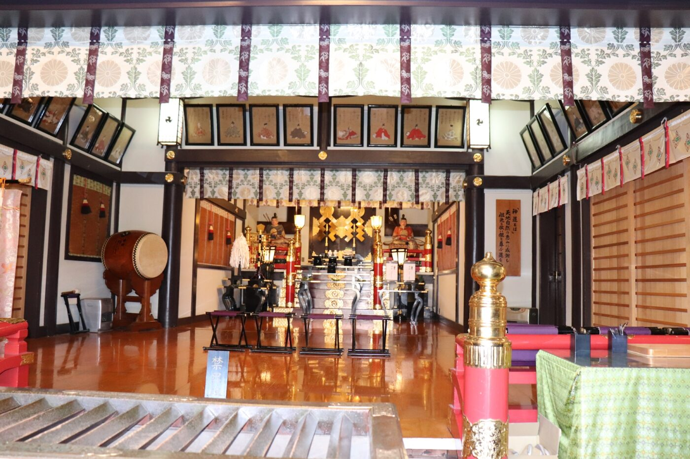 (四谷)須賀神社の写真