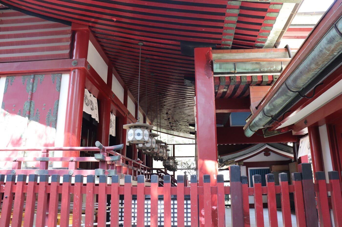 水稲荷神社の写真