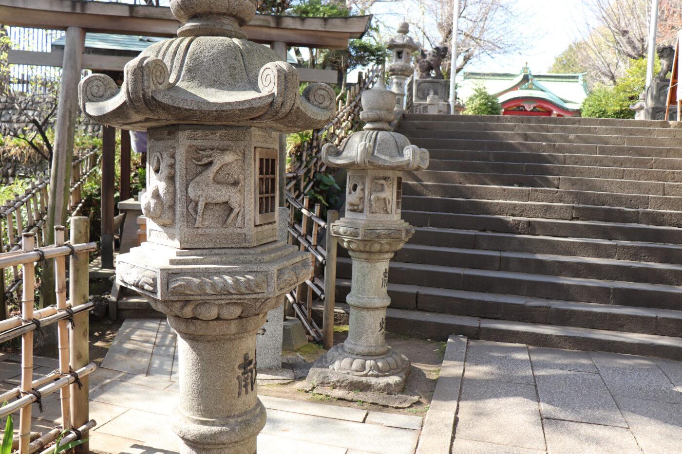 市谷亀岡八幡宮の写真