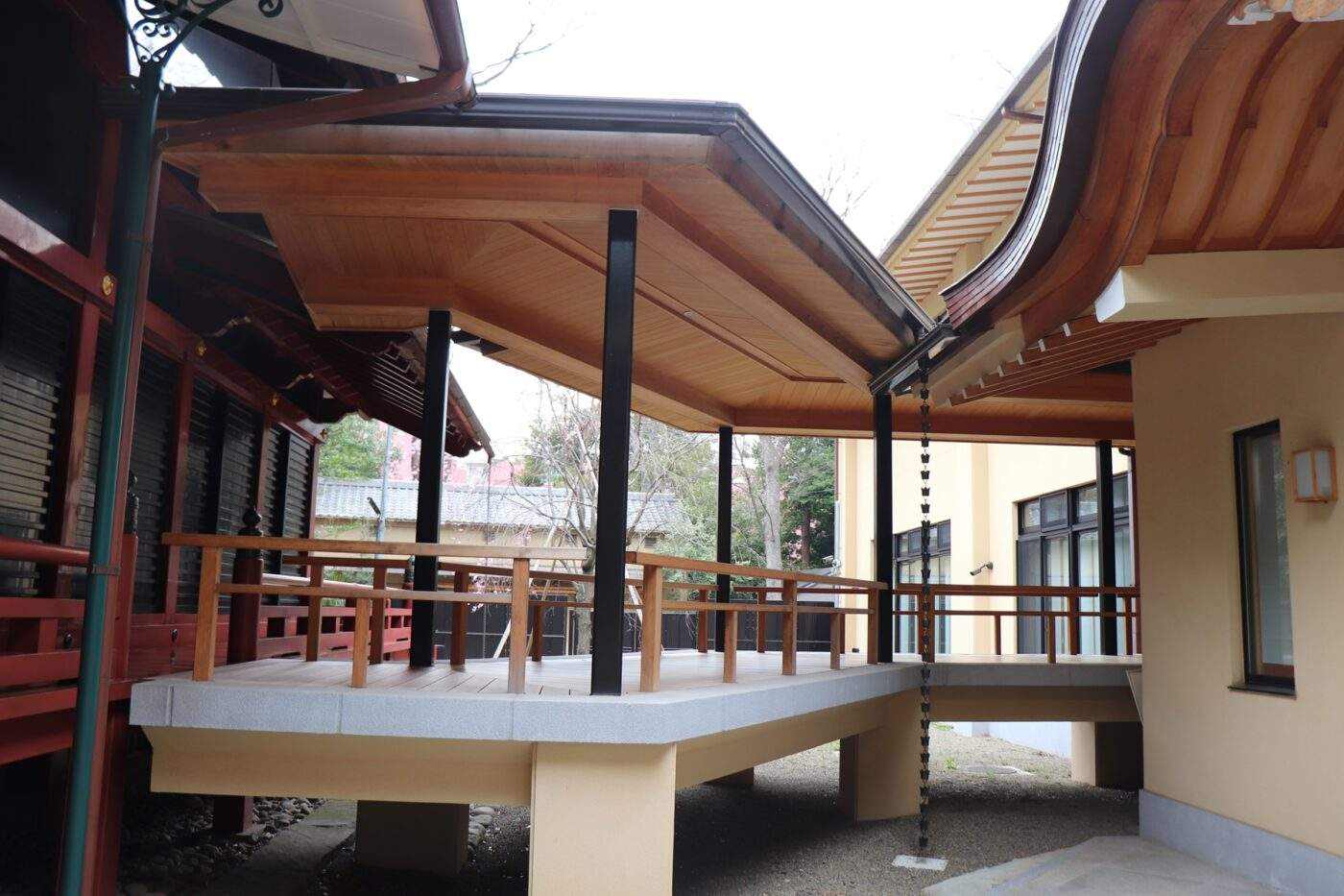 赤坂氷川神社の写真