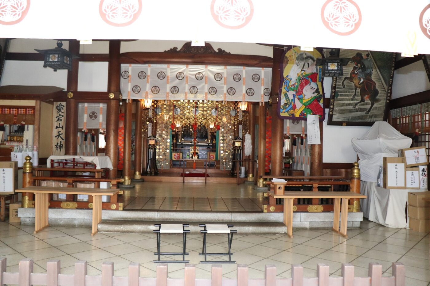 愛宕神社の写真