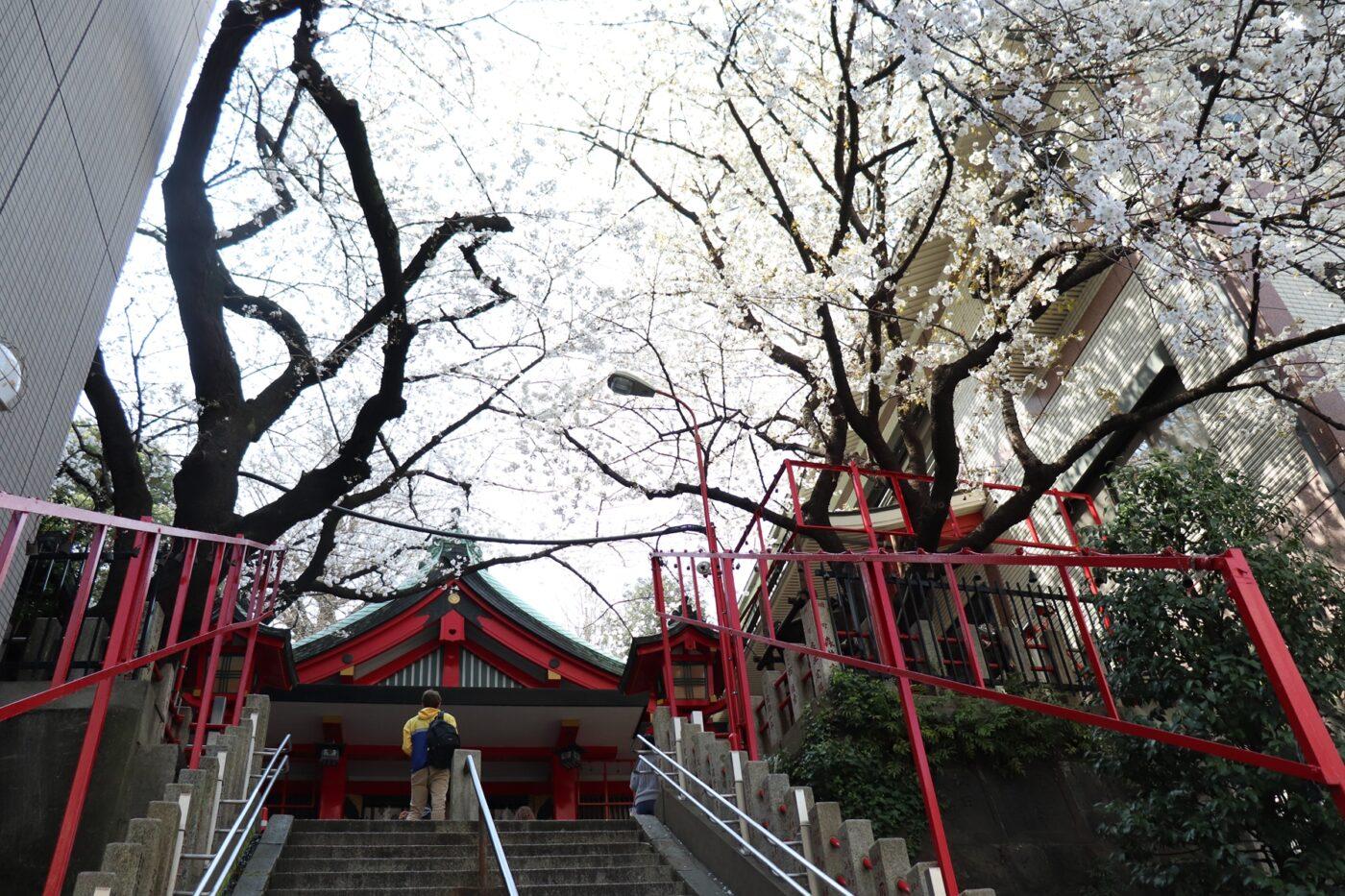 三田春日神社の写真