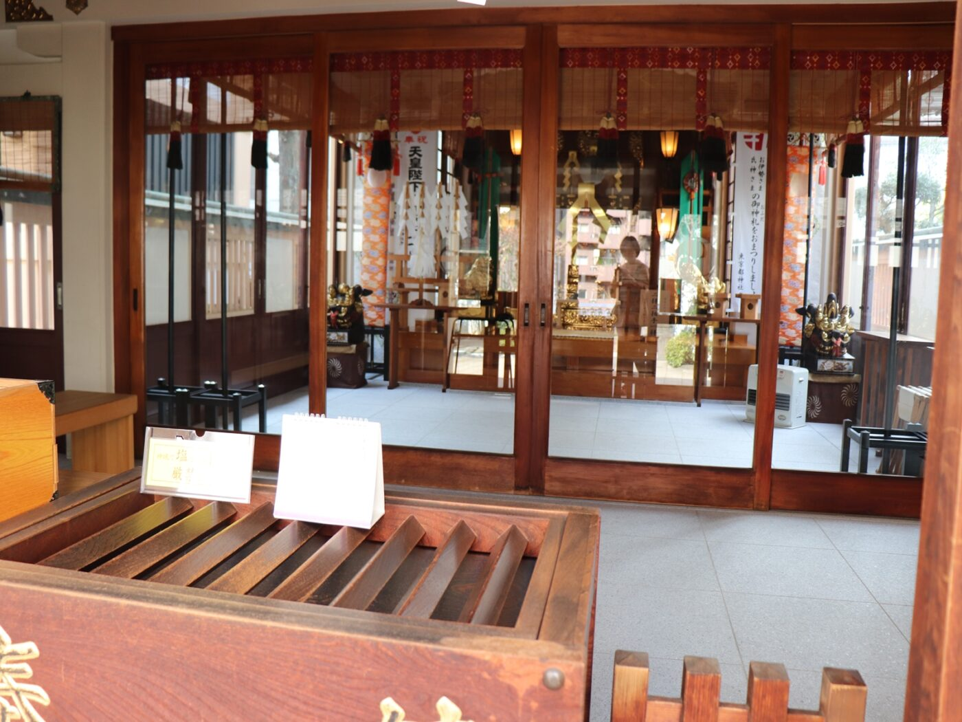 高輪神社の写真
