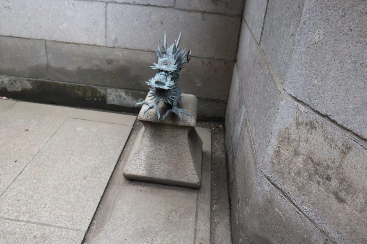 戸越八幡神社の写真