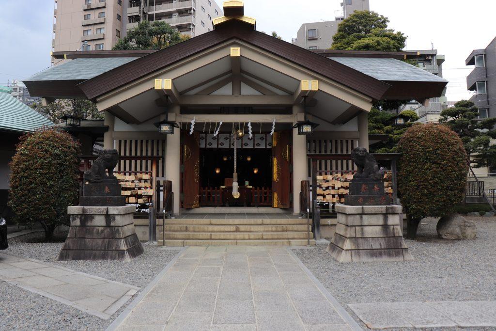 天祖・諏訪神社