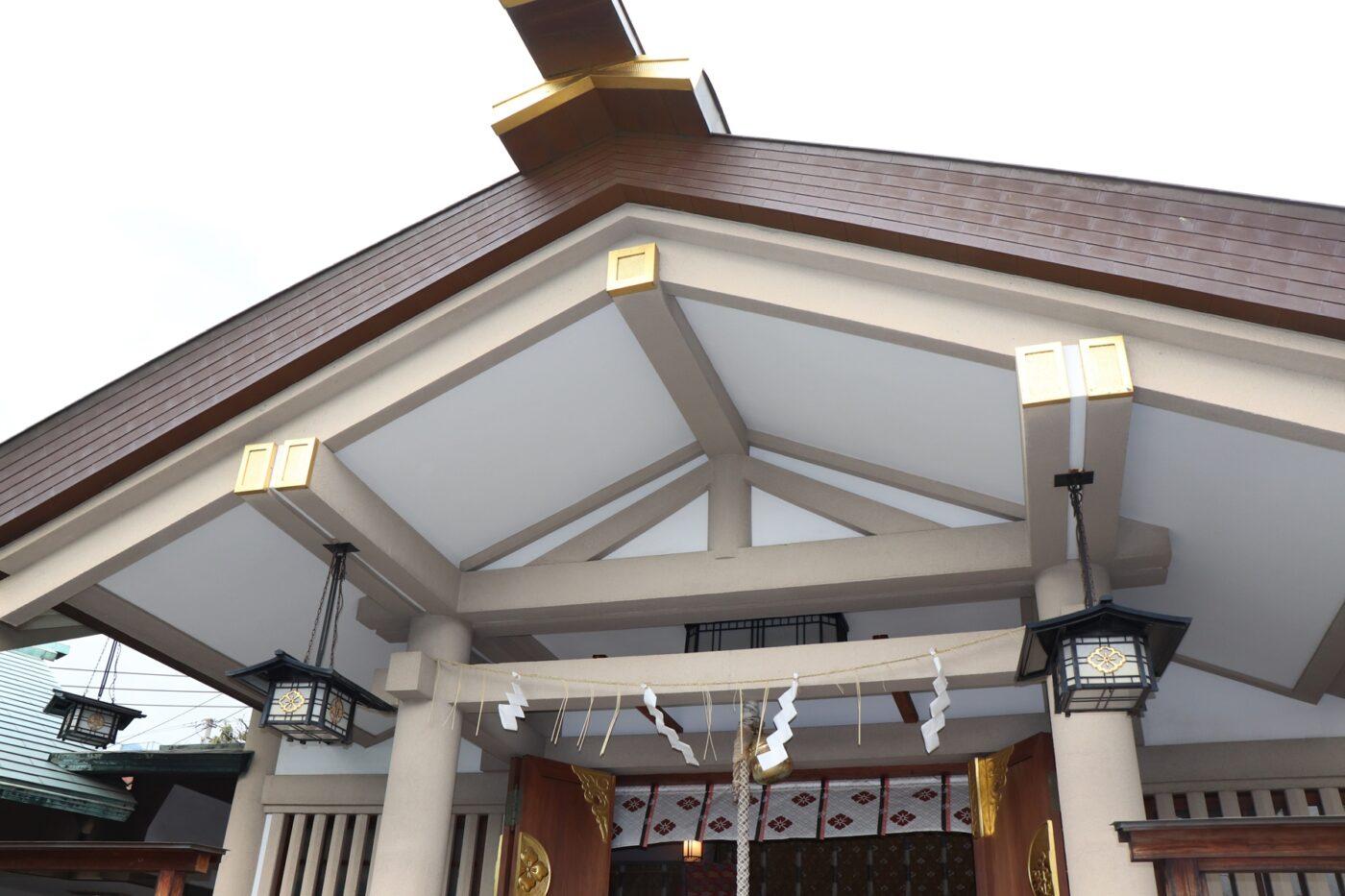 天祖・諏訪神社の写真