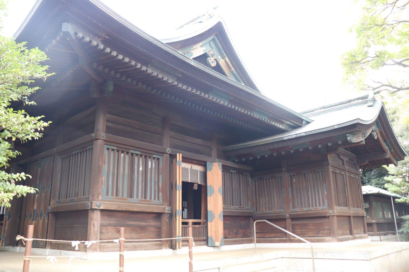大井鹿嶋神社の写真