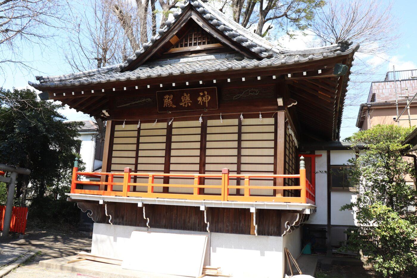 小岩神社の写真