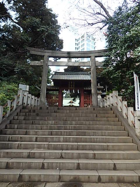 金王八幡宮の写真