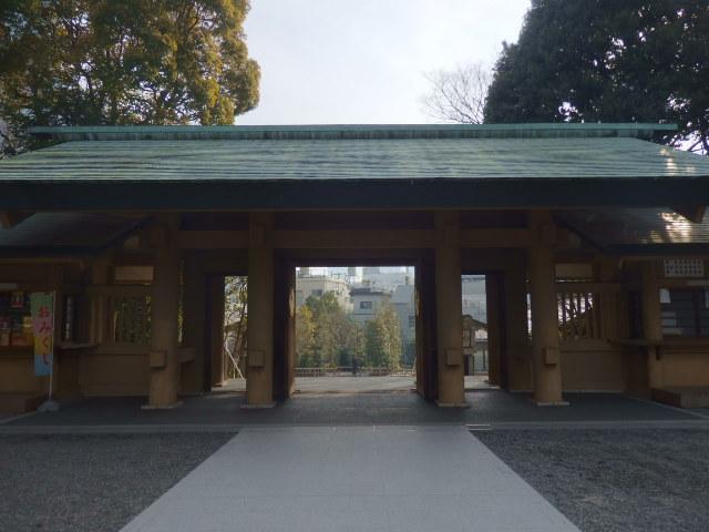 東郷神社の写真