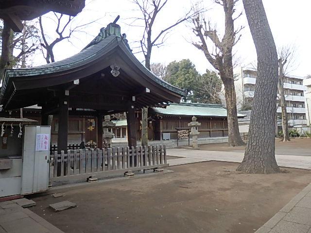 荻窪八幡神社の写真