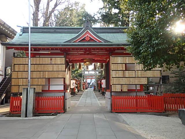 馬橋稲荷神社の写真