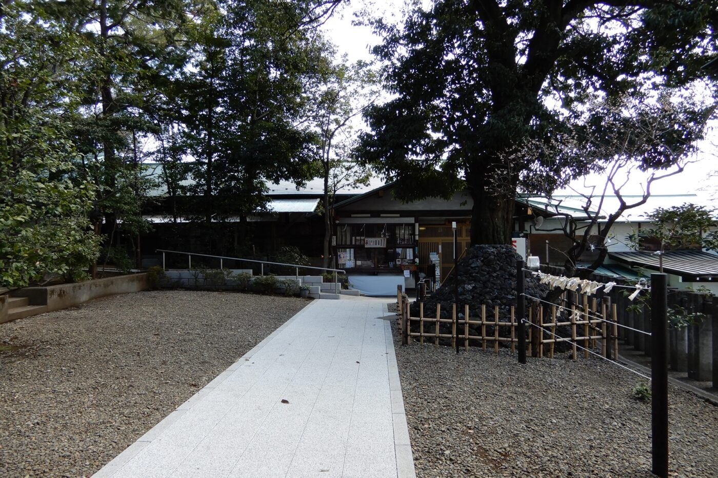 北澤八幡神社の写真