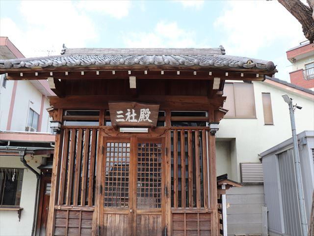 西之宮稲荷神社の写真