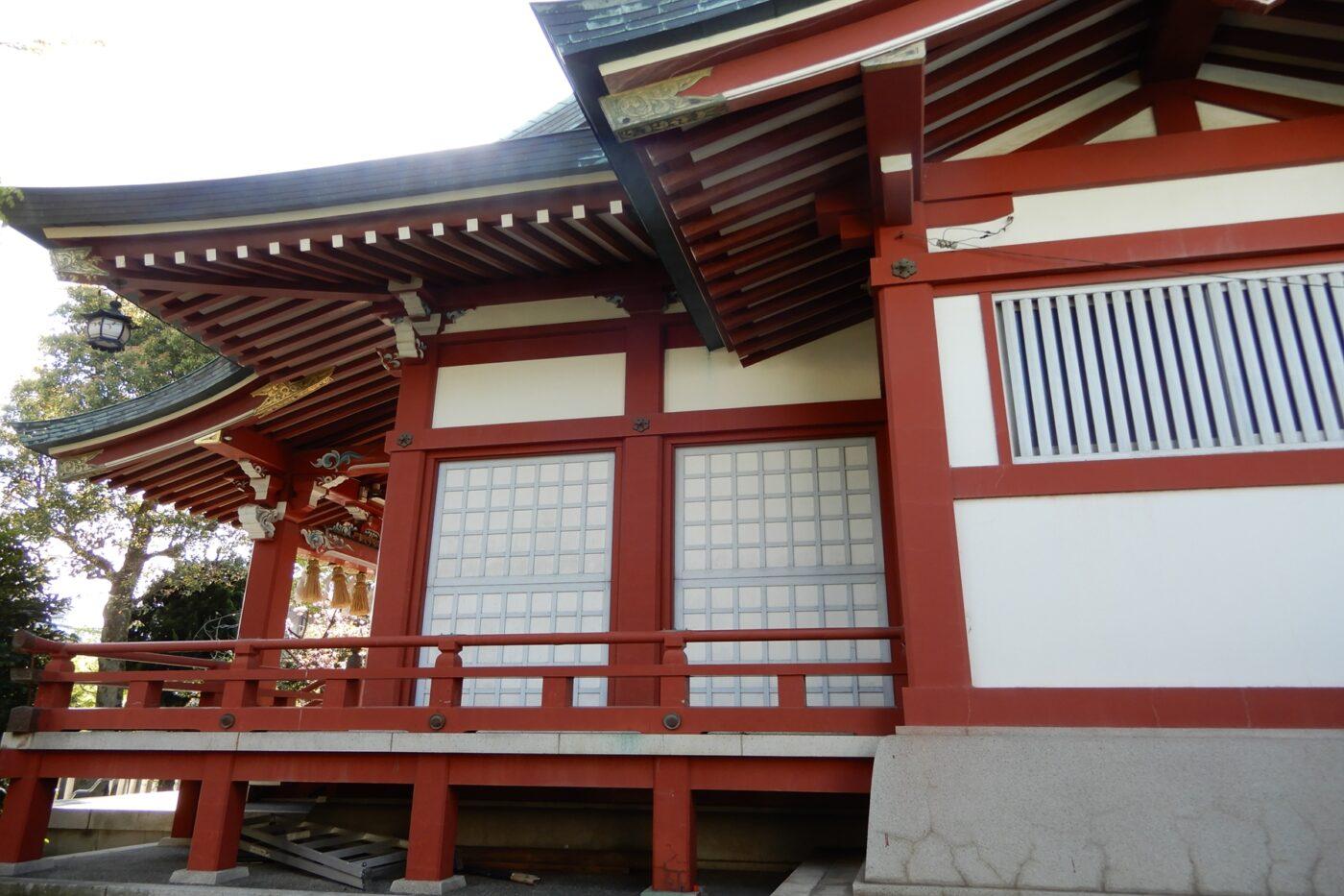 八剱神社の写真