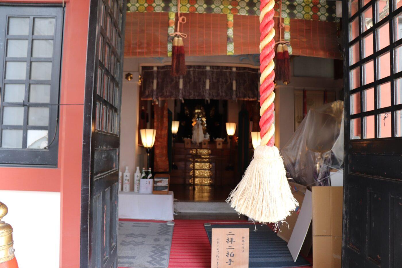 吉原神社の写真