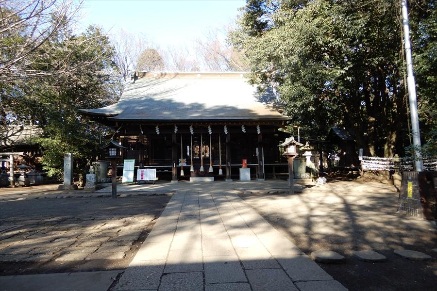 小平神明宮の写真