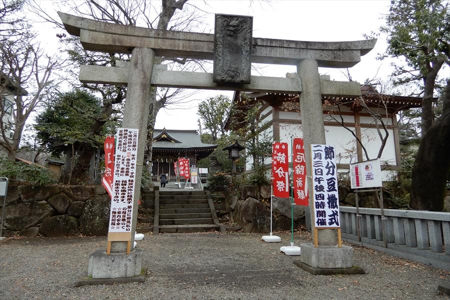 青渭神社の写真