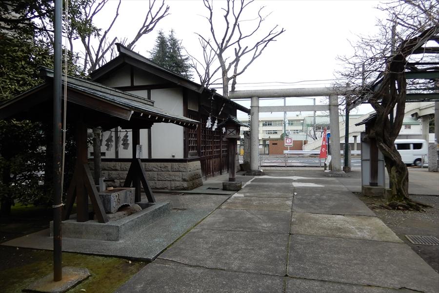 國領神社の写真