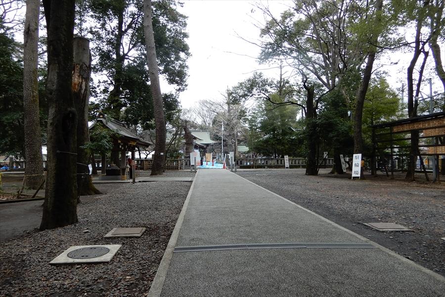 布多天神社の写真