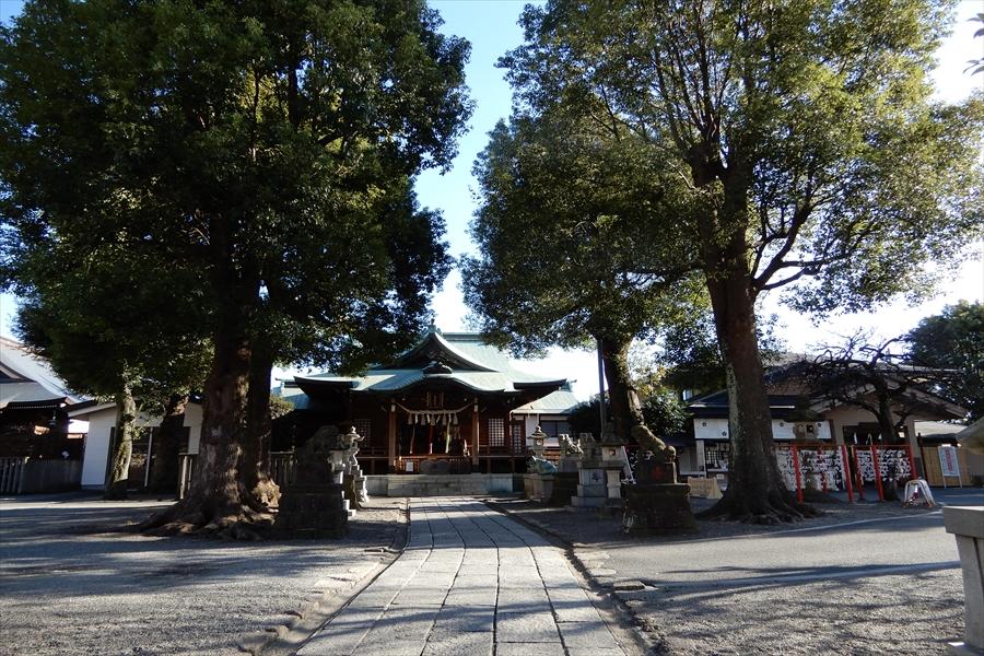 町田天満宮の写真