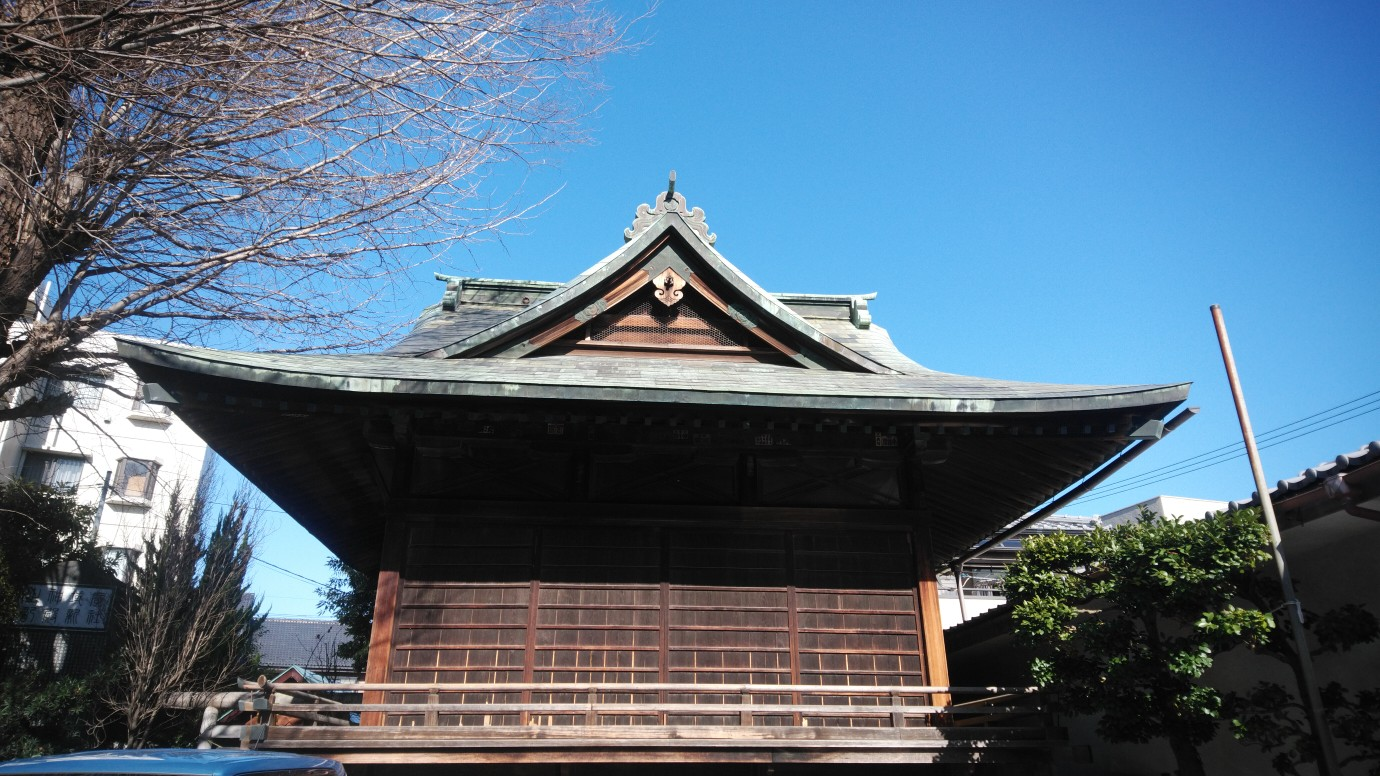 八幡八雲神社の写真