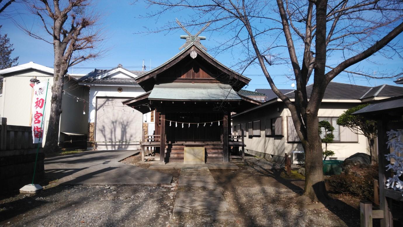 多賀神社の写真