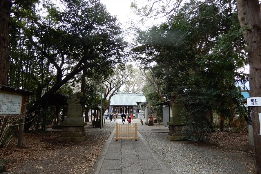 伊豆美神社の写真